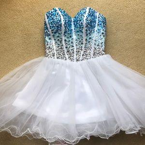 Dresses & Skirts - Homecoming/Prom/Bat Mitzvah Party Dress XS Worn 1x